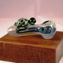 Handmade Glass Pipe Coloful Turtle
