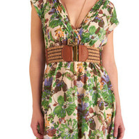 Leaf Me Breathless Dress