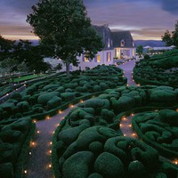When I Win the Lottery   / Marqueyssac Castle Gardens in France