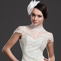 Lace Wedding Dress by Svetlana
