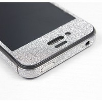 Shinning Sparkling Sticker for iPhone 4/4s