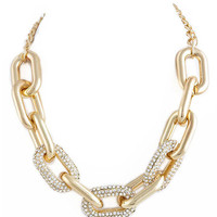 Golden Memphis Necklace – Modeets.com