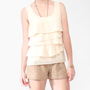 Asymmetrical Layered Tank | FOREVER 21 - 2000044362