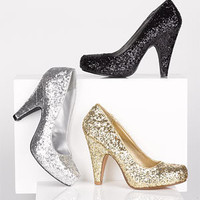 dELiAs > Nadine Glitter Heel > shoes > view all shoes