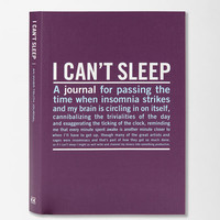 Urban Outfitters - Can't Sleep Mini Inner Truth Journal