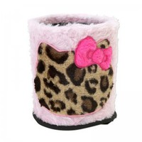 Dust Box - Leopard Brown - Hello Kitty Sanrio - Love Anime from Japan