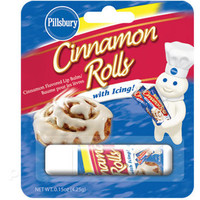 Product Reviews and Ratings - Unique Gifts - PILLSBURY CINNAMON SWEET ROLLS LIP BALM from Perpetual Kid