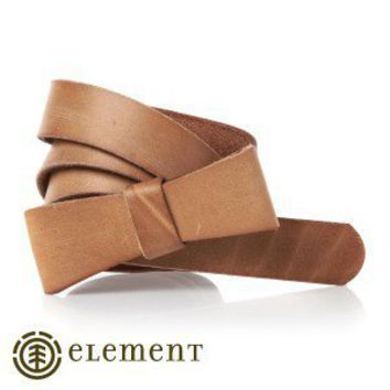 Element Belts - Element Poppy Belt - Caramel