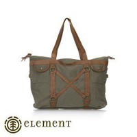 Element Bags - Element Bell Jar Tote Bag - Deep Olive