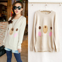 Happy Bear Sweater❤Korea...