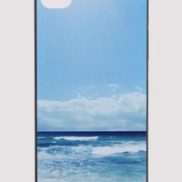 Beach Beauty Cellphone Case for Iphone4/4s S009986