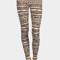 Sundown Legging - Beige