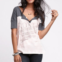 Roxy Lazy Sun Tee at PacSun.com