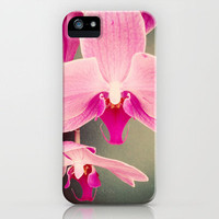 Orchid Love iPhone Case by Olivia Joy StClaire | Society6