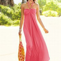 Maxi Lightly Padded Bra Top Dress - Victoria's Secret