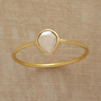SLICE OF DIAMOND RING        -                Single Stone        -                Rings        -                Jewelry                    | Robert Redford&#x27;s Sundance Catalog