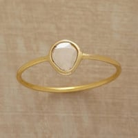 SLICE OF DIAMOND RING        -                Single Stone        -                Rings        -                Jewelry                    | Robert Redford's Sundance Catalog