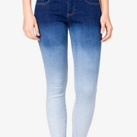 Ombr Skinny Jeans | FOREVER 21 - 2044496662