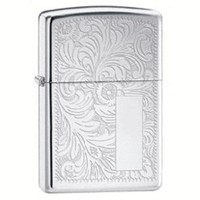 "Zippo ""Venetian"" Lighter with Free Engraving"