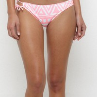 Fire Dance 70s Lowrider Bikini Bottoms - Roxy