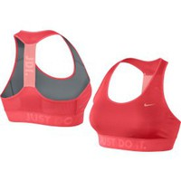 Nike Women's Elastika Short Bra - Dick's Sporting Goods
