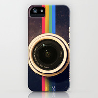Modern Vintage inspired Camera! iPhone Case | Print Shop