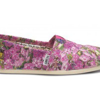 Classics - Pink Primrose Women&#x27;s Classics | TOMS.com