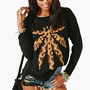 High Times Leopard Knit