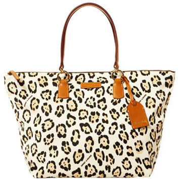 Dooney & Bourke: Nylon Print Novelty Large Tulip Shopper