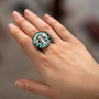 Starbucks - adjustable ring