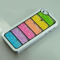 New Bling Rainbow Element Crystal Phone Cover Case For iPhone 5