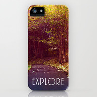 explore iPhone Case by Sylvia Cook Photography | Society6