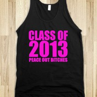 Class of 2013 - Pink - Underline Designs - Comment If You'd Like A Certain Color!!