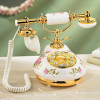 Porcelain Telephone - Furniture, Home Decor & Home Furnishings, Home Accessories & Gifts | Expressions