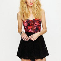 Free People Circle Town Skirt