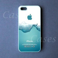 Amazon.com: CUSTOM IPHONE 5 CASE Watersplash Iphone 5 Cover Funny LOVELY Pretty Cute BEST COOL: Cell Phones &amp; Accessories