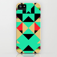 Colour Cuts #2 iPhone Case by Ornaart | Society6