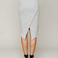 Funktional Free People Clothing Boutique > Overlapped Pencil Skirt