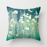 Summer Dreams Throw Pillow by Shawn Terry King | Society6