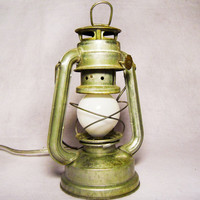 Small Lantern Lamp
