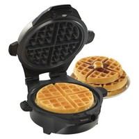Hamilton Beach Breakfast Master™ Skillet and Waffle Maker