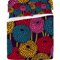 DENY Designs Home Accessories | Budi Kwan Flower Field Sheet Set