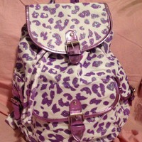 Justice Girls Backpack S...
