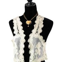 Victorian trading Co. - www.victoriantradingco.com - Lace Vests