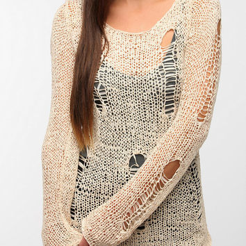 Urban Outfitters - Evil Twin Bad Wiring Knit Top