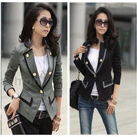 Trendy Womens Blazer Jac...