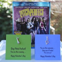 Pitch Perfect Valentines with CharmPurple or by jacolynmurphy