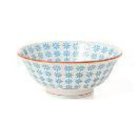 Inside out serving bowl, daisy