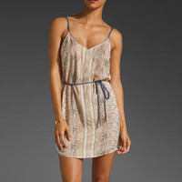 Beyond Vintage Cami Tunic with Tie Belt in Natasha from REVOLVEclothing.com