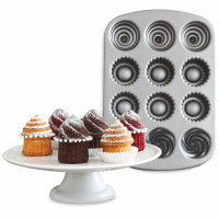 Nordic Ware Mini Filled Cupcake Pan at Sur La Table